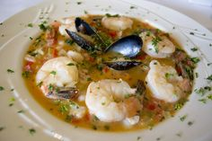 Zarzuela Spanish-Mediterranean Cuisine Marshall Michigan