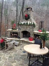 Image Result For How To Build A Large Outdoor Fireplace Aussenkamin Feuerstelle Garten Outdoor Dekorationen