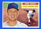 For Sale: 1956 Topps #214  BOB RUSH  *Chicago Cubs*   EX/NM http://sprtz.us/CubsEBay