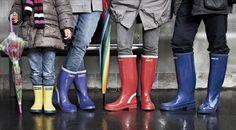 Para los días de lluvia ponte Havaianas Rain Boots  Para leer más: http://meponesunbiberon.wordpress.com/2012/12/18/para-los-dias-de-lluvia-ponte-havaianas-rain-boots/