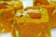 Besan Ke Ladoo:Once you taste them, it is tough to keep them away.