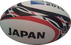 Ballon Rugby Supporteur Japon RWC2015 / Gilbert