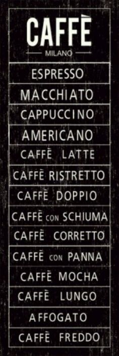 #Caffè #Milano