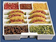 A's 3rd - Interesting ideas for a taco bar, but I want a salsa bar too sooooooo IDK