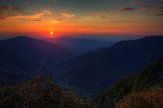 Great Smoky Mountains - Appalachia's Blue Ridge Mountains