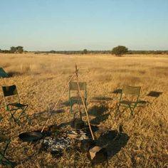 Kalahari Camp - - -
