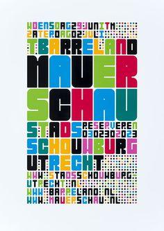 AfficheMauerschau-2005 - TheaterAffichePrijs - TheaterEncyclopedie