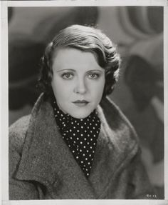 A Broadway alumna who entered movies as a mature, seasoned player and gave some of the best early talkie performances... She also played some of the most wanton, rampart female characters on film... As open minded and liberal on screen as she was off screen, Chatterton is a joy to watch in Pre-Code movies, as her intensely expressive acting and well modulated voice betray her expansive theatrical background and perfect timing... Often cast as hard as nails, jaded women, her hard looks and…