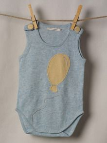 Balloon Onesie by Tane Organics