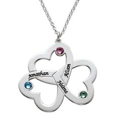 You may select birthstones from the list below:<br><br><img border=0 width=100% title=Swarovski Colors src=https://cdn.mynamenecklace.com/images/products/Swarovski_new_MNN.png alt=Swarovski Colors border=0<a/><br>We have found the perfect <a href=./category.aspx?p=218>gift for moms</a> everywhere, the <b>Personalized Triple Heart Necklace</b>! You asked for ...