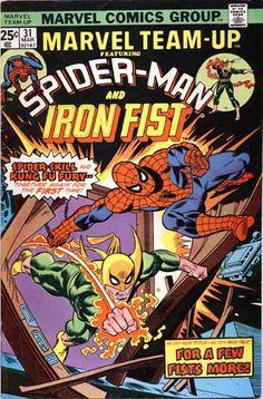 Marvel Team-Up vol 1 #31