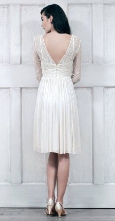 Catherine Deane весна-лето 2014 Summer 2014, Spring Summer, Catherine Deane, Backless, White Dress, Lust, Clothes, Dresses, Fashion