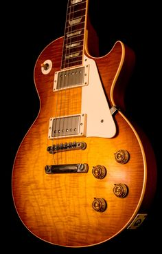 1959 Gibson Les Paul Standard Sunburst ($375,000). One of my all time favorites. It speaks (and sings) for itself.
