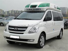 2015 Hyundai Grand Starex Abulance