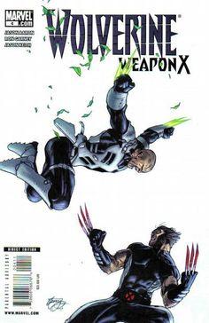 Wolverine: Weapon X # 4 by Ron Garney