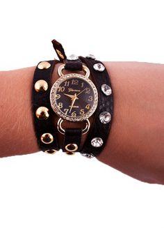 bracelet-watch thing.