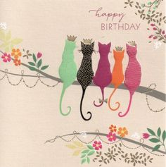 With Love, From my Feline Family !!