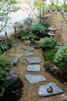 If you're interested in just how to make a Japanese garden, it could readily be completed in your backyard. A Japanese garden isn't really a workout in creating the most essential and the ideal. Zen…MoreMore  #GardeningDesign Dream Garden, Home And Garden, Zen Rock Garden, Rock Garden Design, Garden Design Plans, Modern Garden Design, Garden Paths, Garden Landscape Design, Landscape Plans
