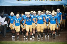 UCLA Football (my cousin is number #43 Damien Holmes)