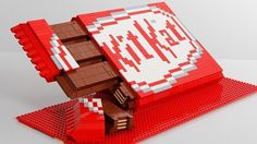 Recreando la vida en Japón con piezas de LEGO