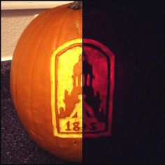 Pumpkin carving, #Baylor style! (via aDumbNelson on Twitter) #SicEm