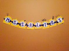 Disney Minion Banner  Banner  Minion  Disney  by JDHCreationss