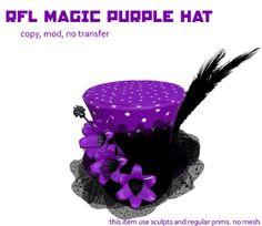 rfl2014 magic purple hat