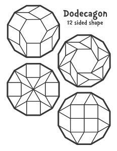 A series of printable pattern block mats featuring shapes Pattern Block Templates, Pattern Blocks, Radial Pattern, Triangle Pattern, Templates Printable Free, Printable Designs, Tile Patterns, Shape Patterns, Tangram
