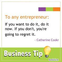Entrepreneur Tips