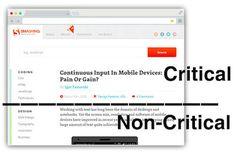 Understanding Critical CSS – Smashing Magazine
