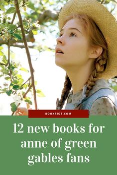 12 New Books for Ann