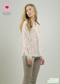 Spring Summer 2016 - silk blouse with matching leather pants - Picasa Web Albums #leatherpants #beclassy