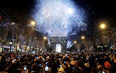 Bienvenido 2015! Los festejos de año nuevo alrededor del mundo