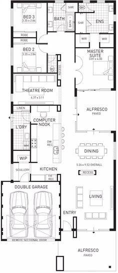 Réalisez votre plan pour permis de construire maison individuelle - plan maison architecte gratuit