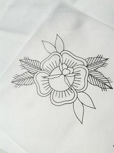 amsterdam tattoo shop old school rose www.eetattoo.com