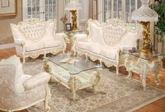 Timeless beauty of a bygone era  . . .  Victorian, Parlor Elegance
