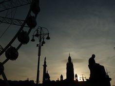 'George Square sunrise' - John Dyer
