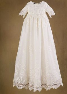 Traditional Lace Gown