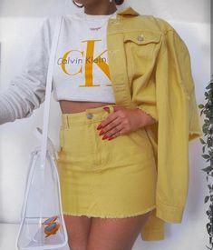 Skirt Fashion Street Style Inspiration Ideas For 2019 90s Fashion, Skirt Fashion, Trendy Fashion, Winter Fashion, Fashion Outfits, Womens Fashion, Fashion Trends, Fashion Mode, Fashion Art