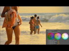 Color Correction to Achieve Film Look - Final Cut & Premiere Tutorial 7 - YouTube