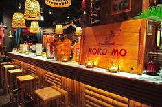 K Locals ♥ Koko Mo, a Pop Up Tiki bar at Restaurant Grill. http://grill.se/dryck/