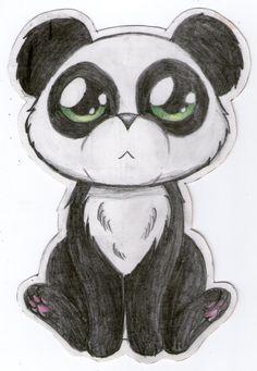 panda bear face drawing - Google Search Baby Girl Drawing, Girl Drawing Easy, Cartoon Girl Drawing, Cartoon Drawings Of Animals, Cute Animal Drawings, Animal Sketches, Fun Sketches, Panda Drawing Easy, Bear Drawing