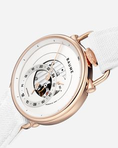 Discover Baume Watches : a unique experience to design your own custom watch.