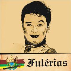 Stéfano Alves é FULÉRIOS, 1º Conselheiro do Rei e Ambicioso, o nome já diz tudo, ele é... #essataldemocracia dia 23 de Setembro as 20h no Teatro de Cultura Popular TCP