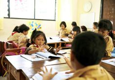 Indonesia losing ground in primary education