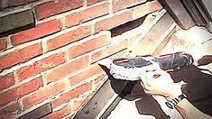 Arbortech Brick and Mortar Saw Saws Through Brick Like Butter - Arbortech brick saw Brick Saw, True Up, Like Butter, Concrete Patios, Building Renovation, Brick And Mortar, Old Building, Cool Tools, North Carolina