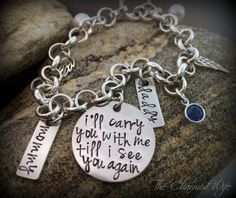 Hey, I found this really awesome Etsy listing at https://www.etsy.com/listing/208197682/memorial-bracelet-hand-stamped-jewelry