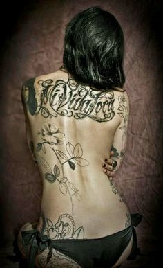Bruno dorcel lockykrys on pinterest for Black kat tattoo