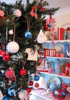 An upside down Christmas
