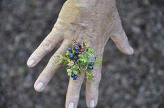 Botanical ring